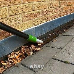 Commercial Wet & Dry Gutter Cleaning Vacuum 8 Pole Package (12m/40ft) 3300 Watt
