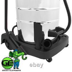 Commercial Wet & Dry Vacuum Gutter Cleaning System (12m-40ft) Pôle. Tuyau De 10m