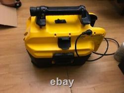 Dewalt 18v Cordless Wet & Dry Vacuum Li-ion Blower Unité Nue