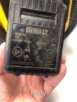 Dewalt Dcv582 Aspirateur Pour Déchets Secs Et Humides Li-ion Ac / DC 18v Xr. Aspirateur