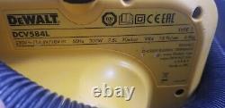 Dewalt Dcv584l 14v-18v-54v Cordless Wet & Dry Vacuum Li-ion Unité Nue