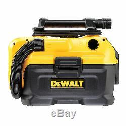 Dewalt Dcv584l Aspirateur Sans Fil Flexvolt L Class 54v Xr Sans Piles