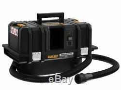 Dewalt Dcv586mn 54v Xr Flexvolt Classe M Wet & Dry Aspirateur Boîtier Nu