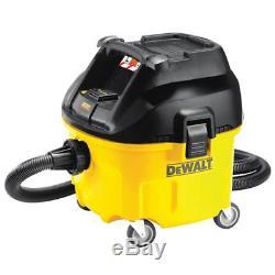 Dewalt Dwv901 Extracteur De Poussière Sec Et Humide 240v