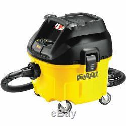 Dewalt Dwv901l Extracteur De Poussière Humide Et Sèche, Classe L, 240v