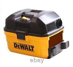 Dewalt Dxv15t Portable Wet & Dry Vac Aspirateur & Blower 1100w 15l