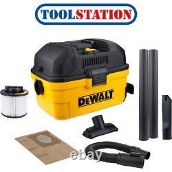 Dewalt Dxv15t Toolbox 15l Aspirateur Humide Et Sec 230v