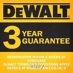 Dewalt Dxv20s Professional Wet & Dry 20l Aspirateur 240v