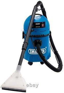 Draper 08101 1200 Watt Wet & Dry Vacuum Cleaner (ancienne Version)