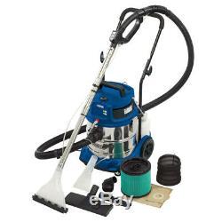 Draper 75442 20l 1500w 230v Wet & Dry Shampoo / Aspirateur Valeting Machine