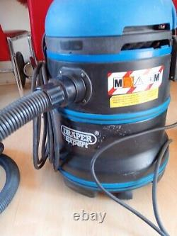 Draper 86685 Expert Humide Et Aspirateur Sec Classe M 35l 110v