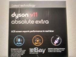 Dyson V11 Absolue Sans Fil Supplémentaire Aspirateur Argent