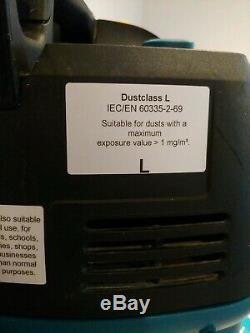Extracteur De Poussière Sous Vide Makita 447l 110v Avec Boyaux Et Sacs De Rechange