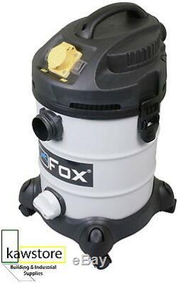 Extracteur De Vide Humide / Sec Avec Prise De Courant 30 Litres, 110 Volts