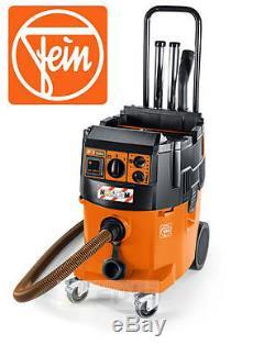 Fein 35l M Classe 110v / 240v Humide / Sec Hoover / Aspirateur + Kit Dustex 35 MX Ac