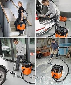 Fein Dustex 25l 110v / 240v Humide / Sec Aspirateur Aspirateur Hoover, Ou Sacs, Filtre, Kits