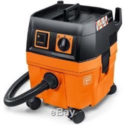 Fein Extracteur De Poussière Sec Et Humide Dustex 25l Filtre De Classe M Pour Aspirateur 230v