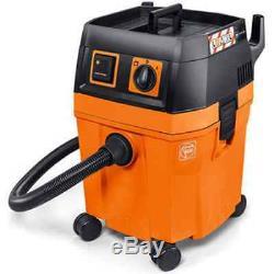 Fein Extracteur De Poussière Sec Et Humide Dustex 35l Filtre De Classe M Pour Aspirateur 110v