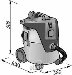 Flex Industrial Vacuum VC 21 L MC 405.418 Nettoyeur De Filtre Manuel 20l Classe L