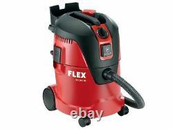 Flex Power Tools Vce 26 L MC Aspirateur De Sécurité 1250w 240v