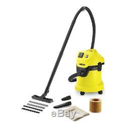 Garantie D'aspirateur Hoover 2ans Karcher Wd3 Wet & Dry Pour La Maison Et Les Ateliers