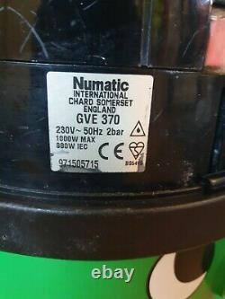 George 3 En 1 Aspirateur Gve370 Numatic 1000w Humide Et Sec