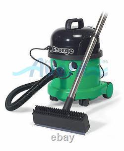 George Carpet Cleaner Aspirateur Gve370- Utilisation Sèche Et Humide Prochaine Livraison De Jour Ouvrable