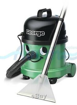 George Gve370-2 Aspirateur Pour Déchets Secs Et Humides - Vert