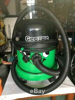 George Gve370 Wet / Dry Aspirateur / Nettoyeur À Tapis