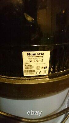 George Numatic Carpet Cleaner Aspirateur Gve 370 Sec Et Humide En Boîte