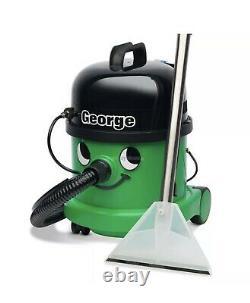 George Numatic Gve370 Bagged Wet/dry Vacuum Cleaner Vert