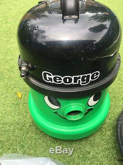 George Tapis Aspirateur Gve370- Sec Et Humide Utilisation