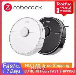 Global Roborock S5 Max Robot Aspirateur Nettoyeur Wet Dry Smart Home Balayage