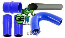 Gouttière Vacs 3000w 80l 20ft 6m Pole System 38 MM Universal Flexible Hose Pipe 10m