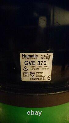 Henry George Wet & Dry Vacuum, 15 Litres, 1060 Watt, Vert