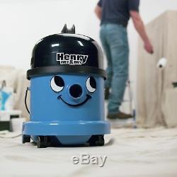 Henry Hwd 370 Aspirateur Pour Bouteilles Humide Et Sec De 15 L