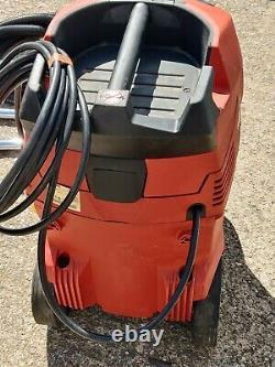 Hilti Vc40-u 110v Extracteur De Poussière Sous Vide Humide Et Sec Nettoyeur De Tuyau Vac +outils