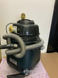 Hitachi Qb35e Outil De Puissance Industrielle Aspirateur Humide/sec, Extraction De Poussière De 110v
