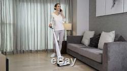 Hizero F801 Bionic Hard Floor Cleaner Aspirateur Vertical Sec Et Humide 4 En 1