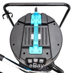 Humide Et Sec Aspirateur Vac Inoxydable Cylindre Avec Ventilateur Fonction 80l 3000w