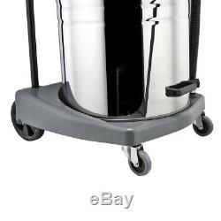 Humide Et Sec Vac Aspirateur Industriel 80l Litres 3600w Carwash Hoover Royaume-uni