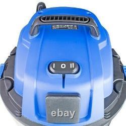 Hyundai 1400w 3 En 1 Filtration Hepa Humide Et Sec Nettoyeur À Vide Électrique Hyvi3014