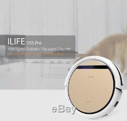 Ilife V5s Pro / V5 Balayeuse De Nettoyage Automatique Pour Aspirateur Robotique