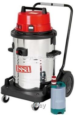 Issa Humide Hoover Avec Pompe Submersible Interne