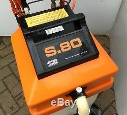 Jeynes Hygiene 95226 Wet Vac S. 80 Industrial Aspirateur Sec Ou Humide 230v