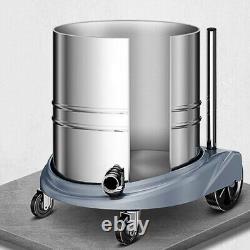 Jienuo Jn202-50l Portable 1800w 50l Nettoyeur À Vide À Sec Industriel Commercial