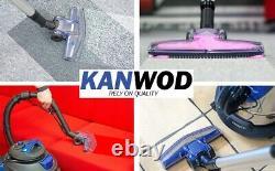 Kanwod Laveuse 1400w 10w1 Multifonction Nettoyant À Vide Humide Et Sec Promotion