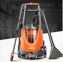 Kanwod Multifonction 1500w 3 En 1 Wet & Dry Aspirateur & Nettoyeur Haute Pression, Etc.