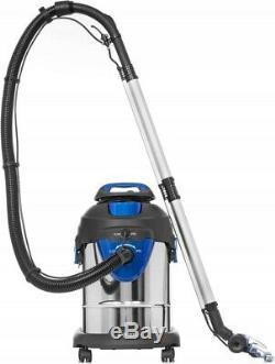 Kanwod Multifunction 1400w 10 Dans 1 Wet & Dry Aspirateur & Tapis Lave-linge Etc