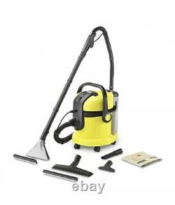 Karcher Carpet Cleaner Laveuse Se4001 Humide / Sec + Rembourrage Et Accessoires De Voiture